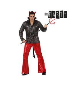 Disfraz para Adultos Demonio (3 Pcs) 0