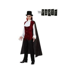 Disfraz para Adultos Vampiro (4 Pcs) 0