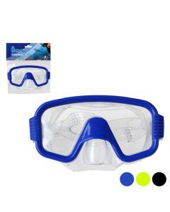 Gafas de Buceo Adultos Pvc 0