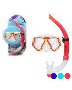 Gafas de Buceo con Tubo Adultos Pvc 117560 0