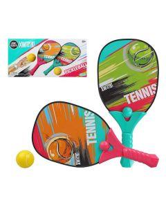 Juego de Raquetas Pickleball 110836 (3 pcs) 0