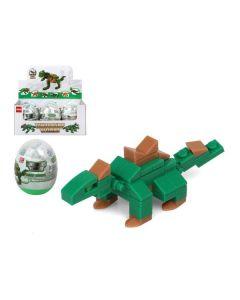 Juego de Construcción Dinosaurs World 0