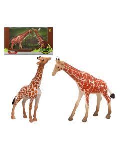 Set de Animales Salvajes Jirafa (2 pcs) 0