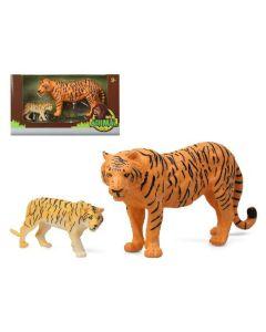 Set de Animales Salvajes Tigre (2 pcs) 0