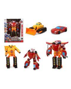 Transformers Deformation (29 x 23 cm) 0