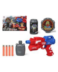 Playset Zombie Shot Pistola de Dardos (48 x 30 cm) 0