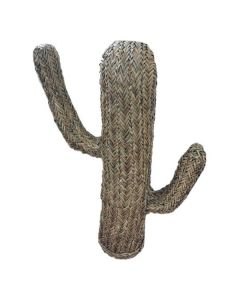Figura Decorativa Dekodonia Fibra Cactus 0