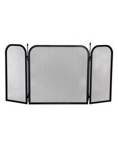 Protector para Chimenea DKD Home Decor Acero (97 x 1 x 51 cm) 0