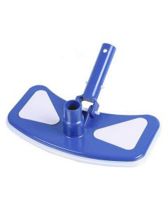 Limpiafondos de Mano para Piscina Juinsa Azul Plástico (29 X 15,20 cm) 0