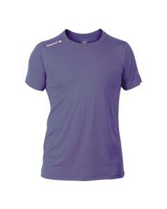 Camiseta de Manga Corta Luanvi Nocaut Gama Morado 0