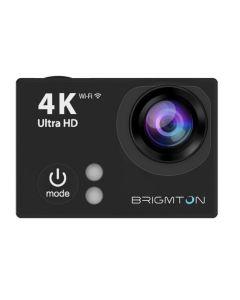 """Cámara Deportiva BRIGMTON BSC-9HD4K 2"""" Full HD 4K Wifi 0"""