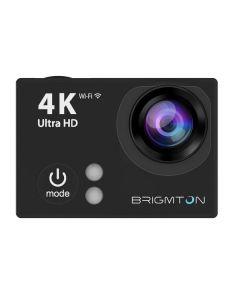 """Cámara Deportiva BRIGMTON BSC-9HD4K 2"""" Full HD 4K Wifi"""