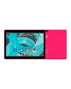 "Tablet BRIGMTON BTPC-1019QC 10"" 16 GB Wifi Quad Core Rojo 0"