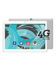 "Tablet BRIGMTON BTPC-1023OC4GB 10"" IPS Quad Core 1.5 GHz 32 GB 2 GB RAM DUAL SIM 4G 5000 mAh Blanco"