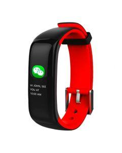 """Pulsera de Actividad BRIGMTON BSPORT-15-R 0,96"""" Bluetooth Rojo"""