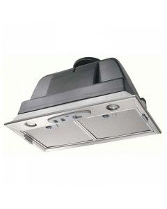 Campana Convencional Mepamsa SMART PLUS H 52 52,2 cm 505 m3/h 69 dB 205W Acero inoxidable 0