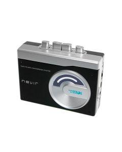 Reproductor conversor de cassette a MP3 NEVIR NVR-417 Negro 0