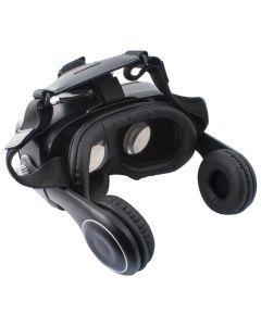Gafas de Realidad Virtual con Auriculares KSIX Negro 0