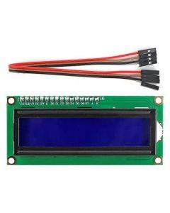 Pantalla LCD para Kit de Robótica (16 x 2) 0