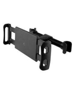 Soporte de Dispositivos para Reposacabezas Coche KSIX 360º Negro 0
