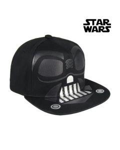 Gorra Infantil Star Wars 0981 Negro (58 cm)
