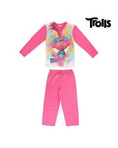 Pijama Infantil Trolls 73032 0