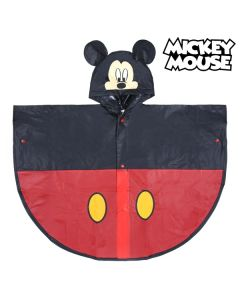 Poncho Impermeable con Capucha Mickey Mouse 70482 0