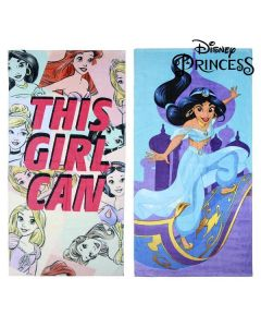 Toalla de Playa Princesses Disney 73865 0