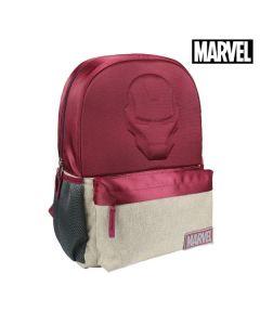 Mochila Escolar Ironman The Avengers Granate 0