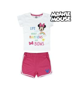 Pijama de Verano Minnie Mouse 73463 0