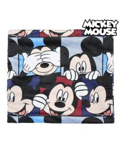 Gorro, Guantes y Braga de Cuello Mickey Mouse 74325 Azul marino (3 Pcs) 0