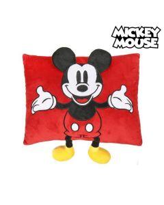Cojín 3D Mickey Mouse 74483 Rojo 0