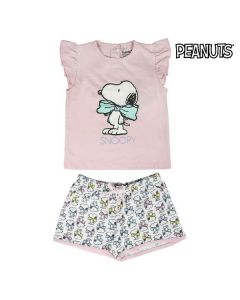Pijama de Verano Snoopy 74586 (2 pcs) 0