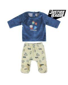 Pijama Infantil Batman 74602 Azul marino 0