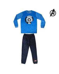 Pijama Infantil The Avengers 74798 Azul 0