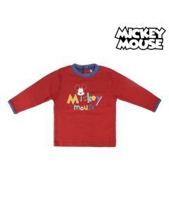 Pijama Infantil Mickey Mouse Rojo 0