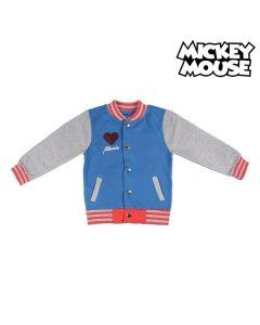 Chaqueta Infantil Minnie Mouse Azul Gris 0
