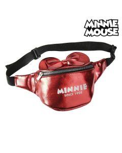 Riñonera Minnie Mouse 72846 Rosa Metalizado 0