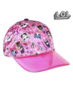 Gorra Infantil LOL Surprise! 75321 Rosa (53 Cm) 0