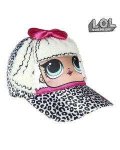 Gorra Infantil LOL Surprise! 75326 Blanco (53 Cm) 0
