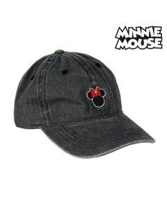 Gorra Baseball Minnie Mouse 75328 Negro (56 Cm) 0