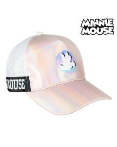 Gorra Minnie Mouse 75348 Rosa (56 Cm)