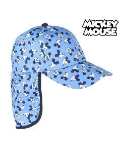 Gorra Infantil Mickey Mouse 5409 Azul (50 Cm)