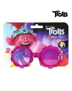 Gafas de Sol Infantiles Trolls Fucsia 0