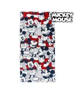 Toalla de Playa Mickey Mouse 75492 Algodón 0