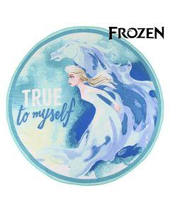 Toalla de Playa Frozen 75506 Redonda Azul 0
