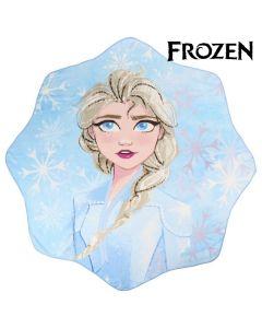 Toalla de Playa Elsa Frozen 75511 Azul 0