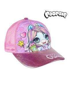 Gorra Infantil Poopsie 75522 Rosa (53 Cm) 0