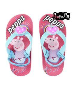 Chanclas con LED Peppa Pig 0