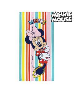Toalla de Playa Minnie Mouse 75686 Microfibra Multicolor 0